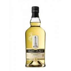 Whisky Glann Ar Mor Bourbon Barrel 70cl- Whisky and Rum selection