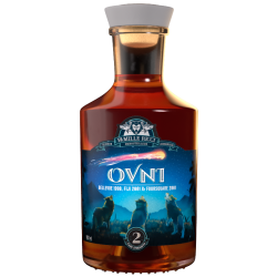 Famille Ricci Ovni 2 50cl- Whisky and rum selection